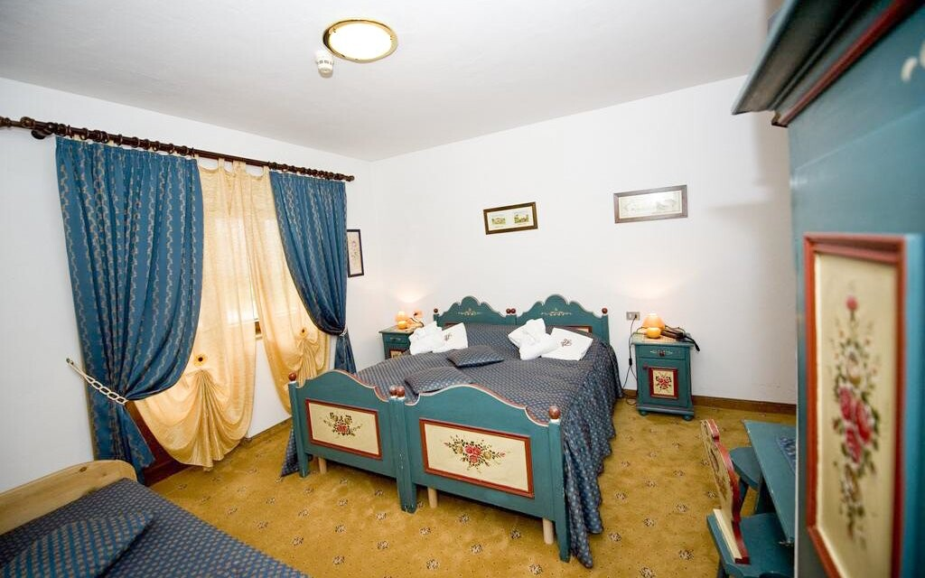 Stylové ubytování, Hotel Villa Eden ***, Itálie