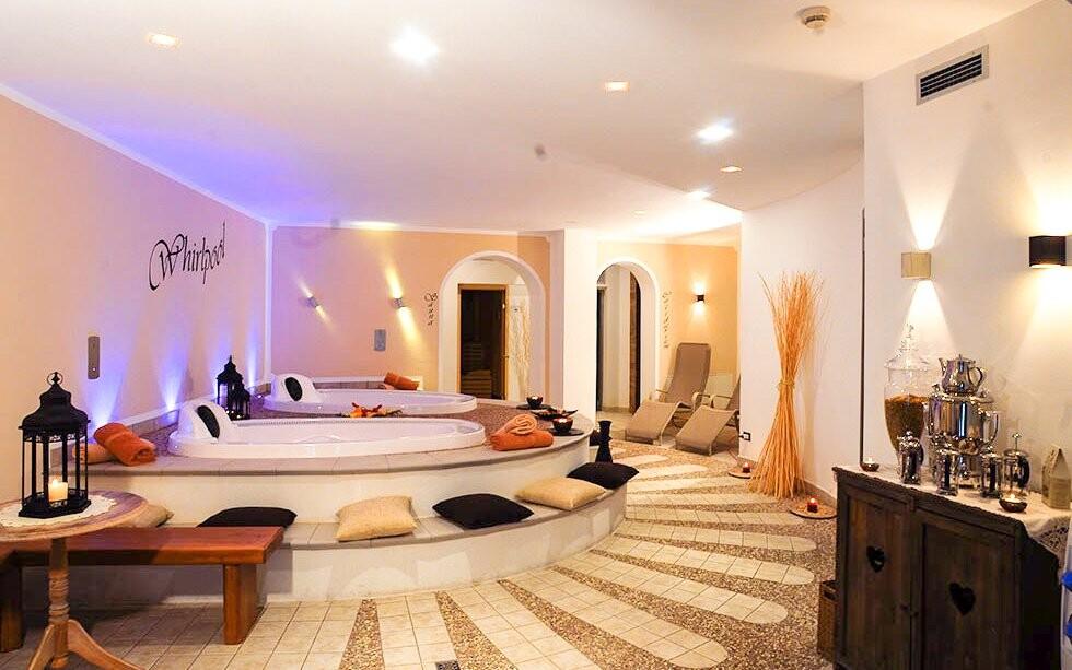 Wellness s vířivkou, Hotel Villa Eden ***, Itálie