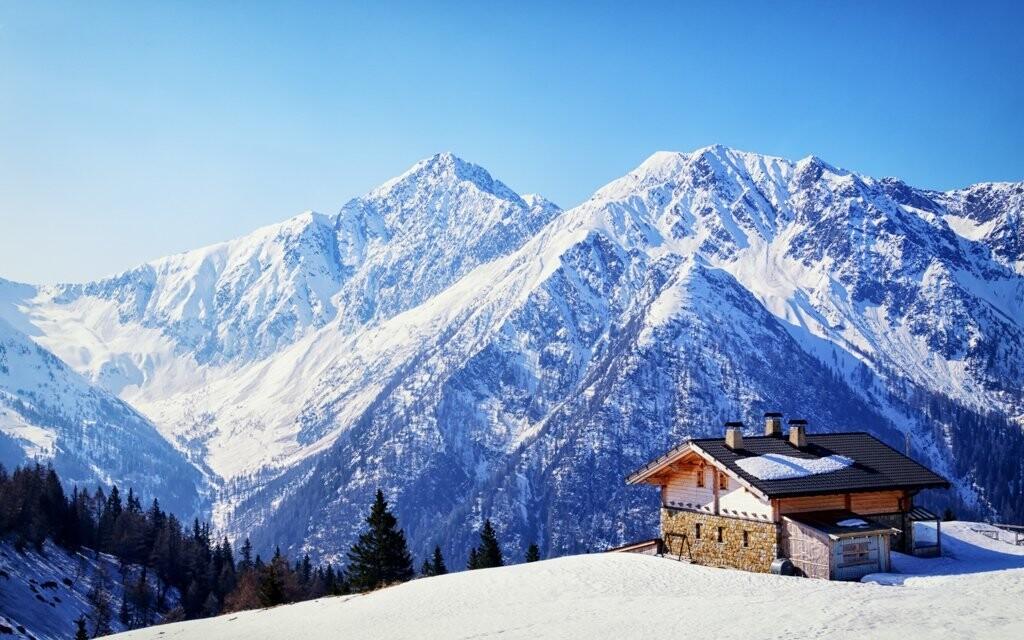 Užite si zimné pobyt v Alpách