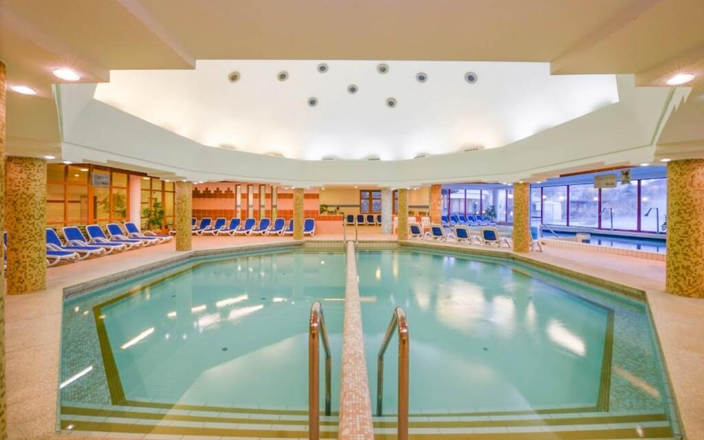 Termálny wellness, Hunguest Hotel Pelion ****, Tapolca