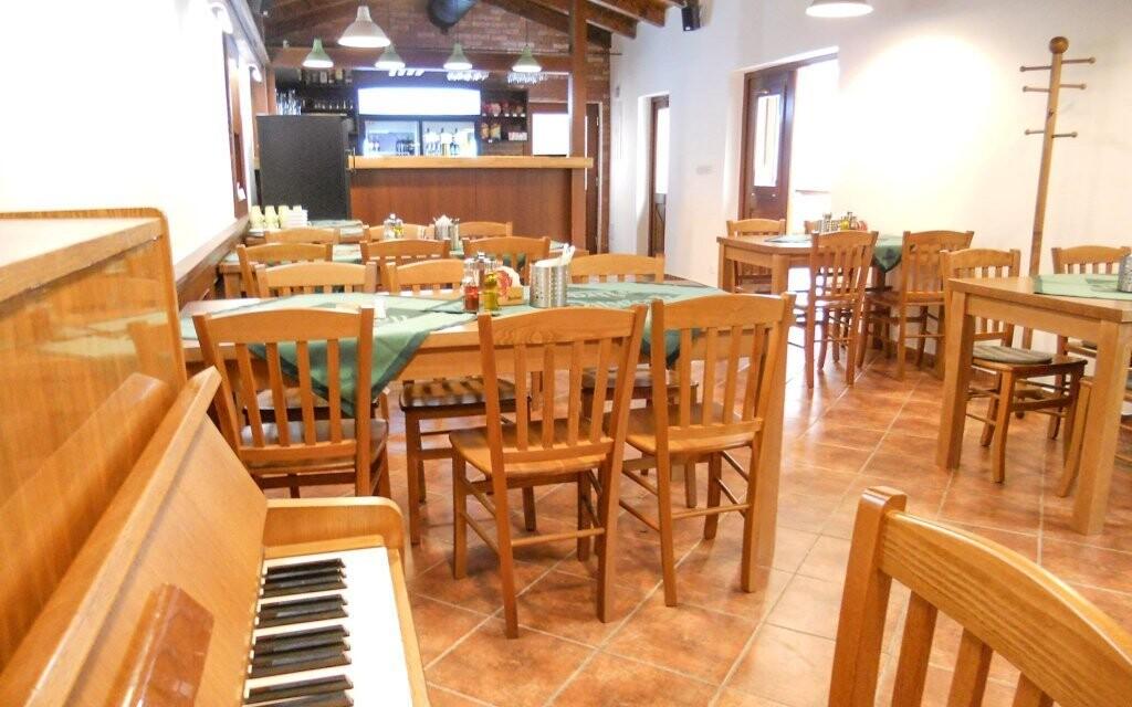 Polpenzia, reštaurácia, Hotel Sázavský ostrov, Sázava