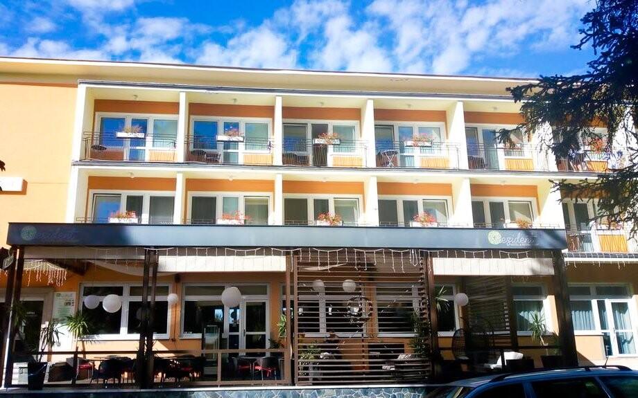 Hotel Rezident ***, Turčianske Teplice, relaxačný pobyt