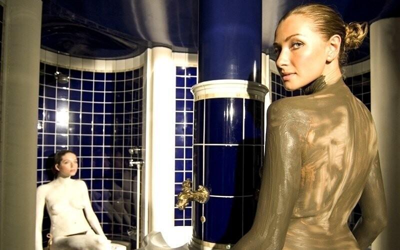 Spa & Aquapark Turčianske Teplice, sauna, procedúry
