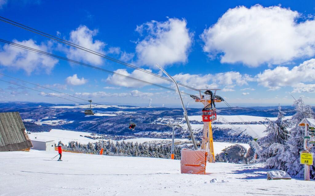 Užite si parádnu zimu v Nemecku v blízkosti skiareálu