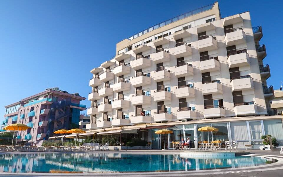 Hotel David *** blízko Rimini, Taliansko