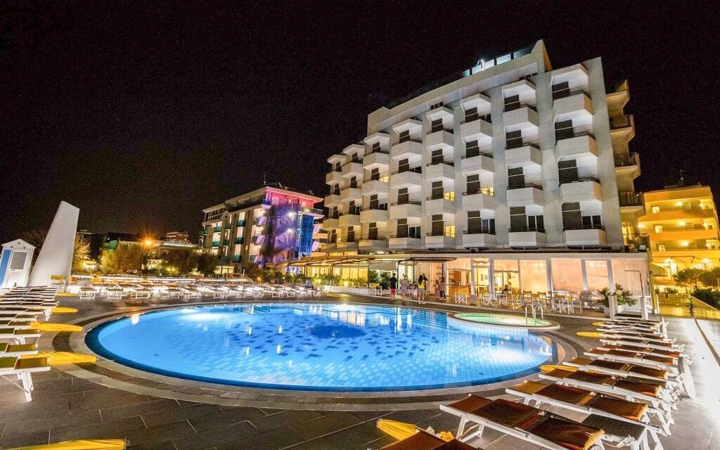 Hotel David ***, Cesenatico, dovolenka v Taliansku