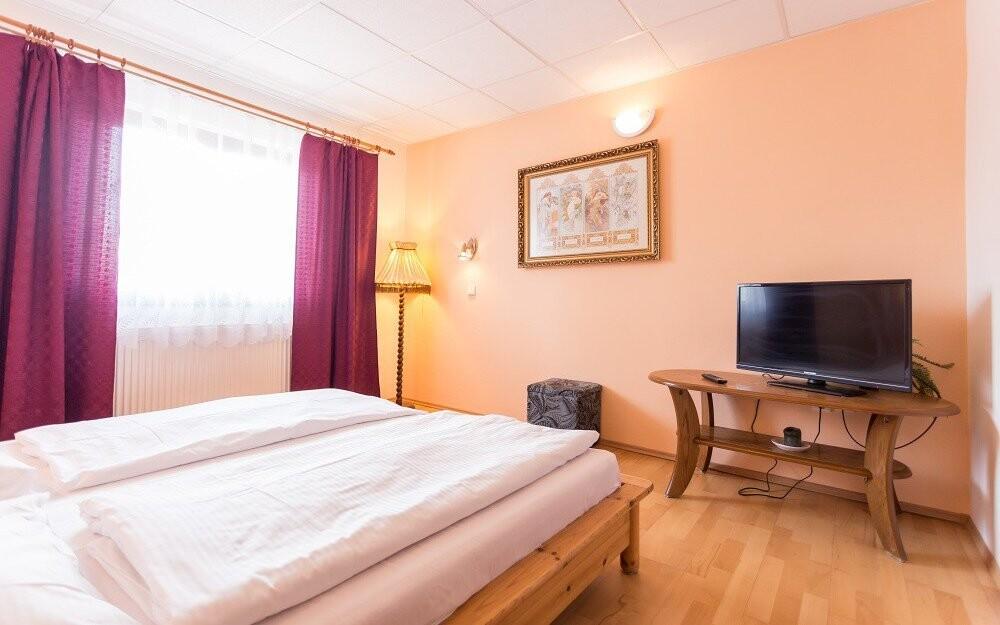 Komfortní pokoje, Penzion Retro Vrbovec, jižní Morava