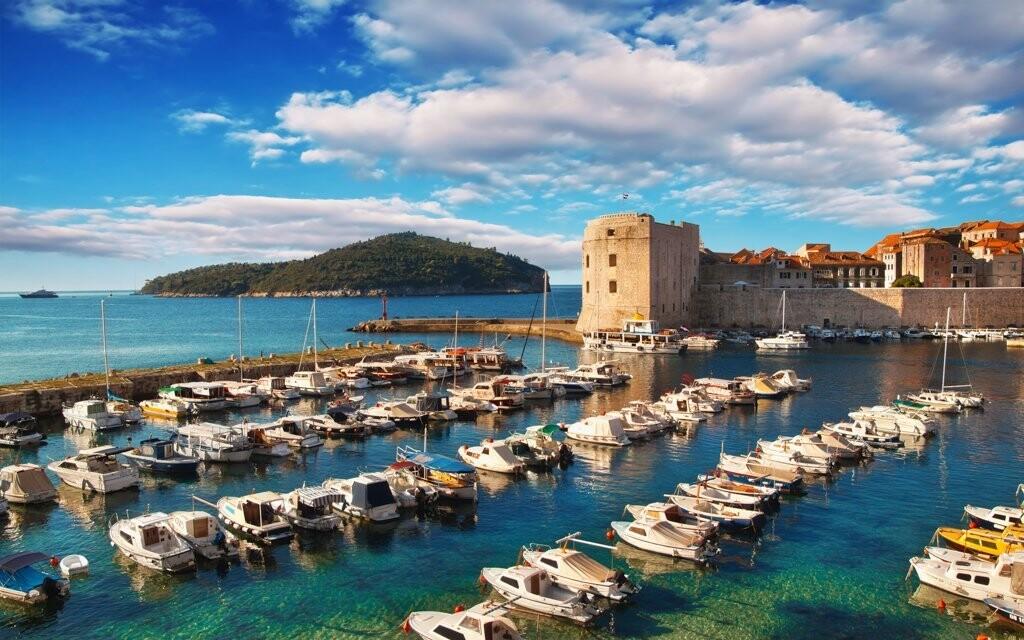 Dubrovník turistika výlet Chorvatsko