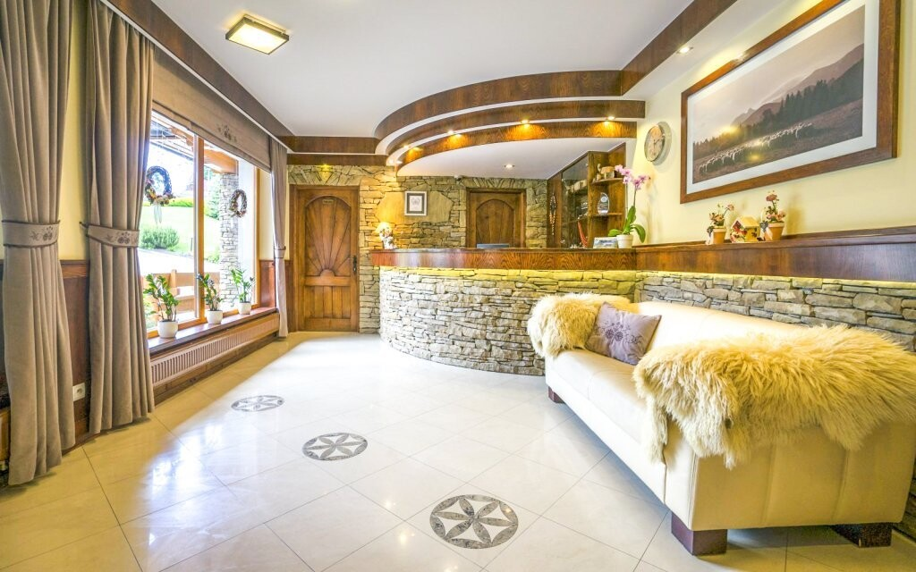 Luxusné interiéry Redyk Ski & Relax ***, Zab Poľsko