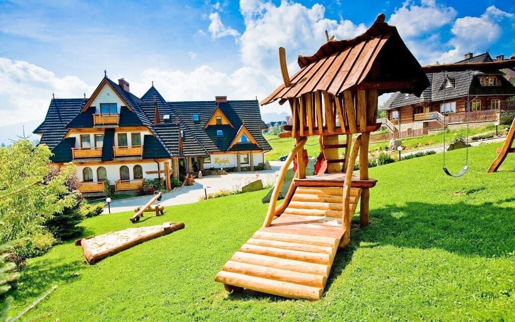 Oáza pokoja v poľských Tatrách, Redyk Ski & Relax ***
