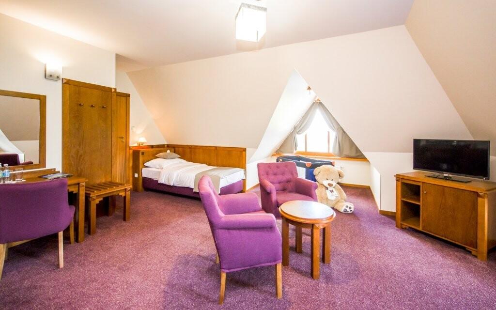 Priestranné izby, Redyk Ski & Relax ***, poľské Tatry