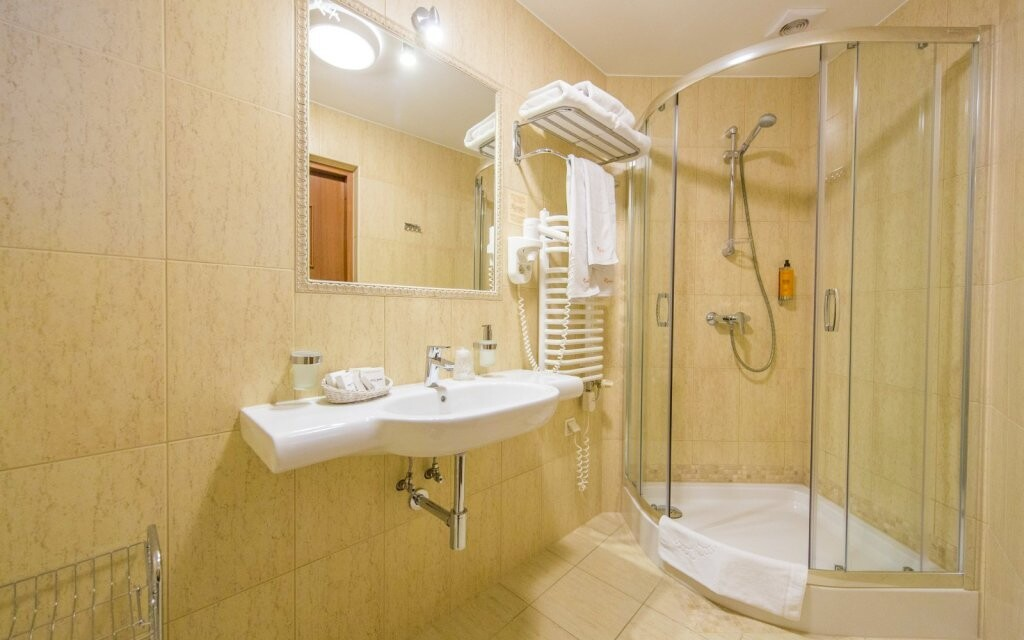 Kúpeľňa pri izbe, Redyk Ski & Relax ***