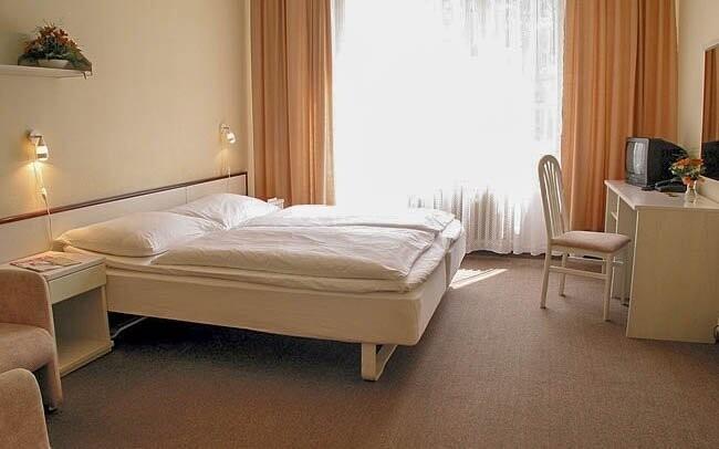 Izby 1. kategórie, Hotel Polonia, Mariánské Lázně