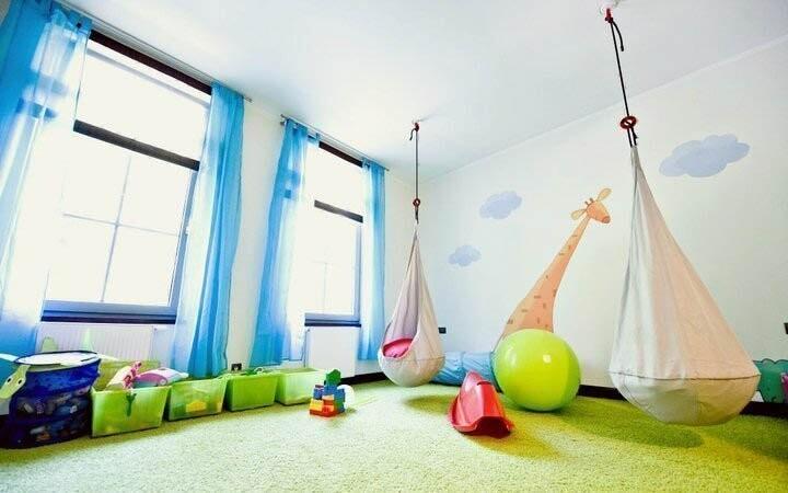 Dětská herna, Hotel Spa Medical Dwór Elizy, Polsko
