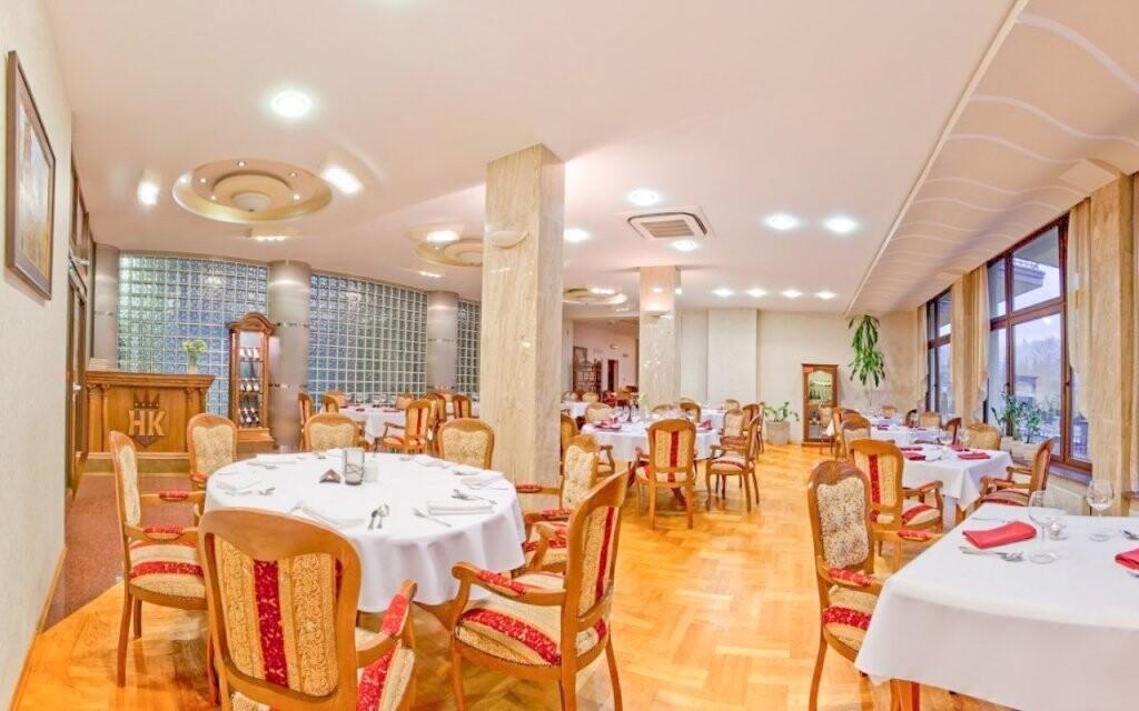 Reštaurácia, Hotel Klimek **** SPA, Poľsko