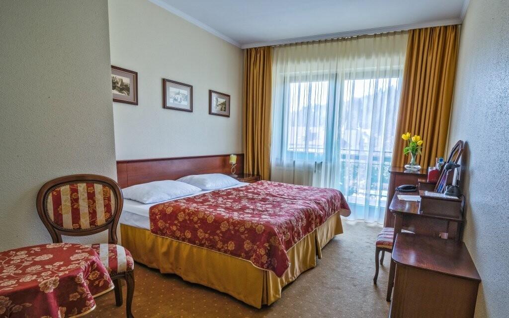 Luxusné izby, Hotel Klimek **** SPA, Muszyna, Poľsko