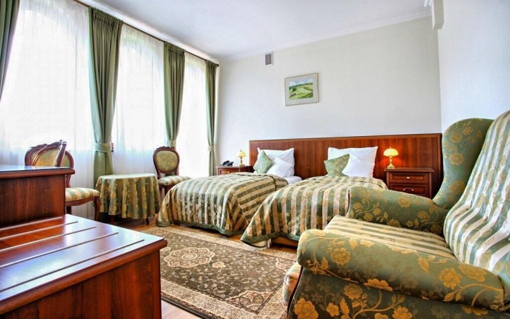 Štýlové izby v Penzióne Klimek **** Poľsko