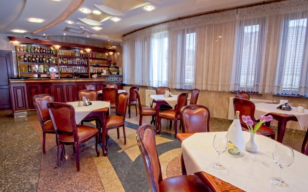 Hotelová reštaurácia, polpenzia, Hotel Klimek **** SPA