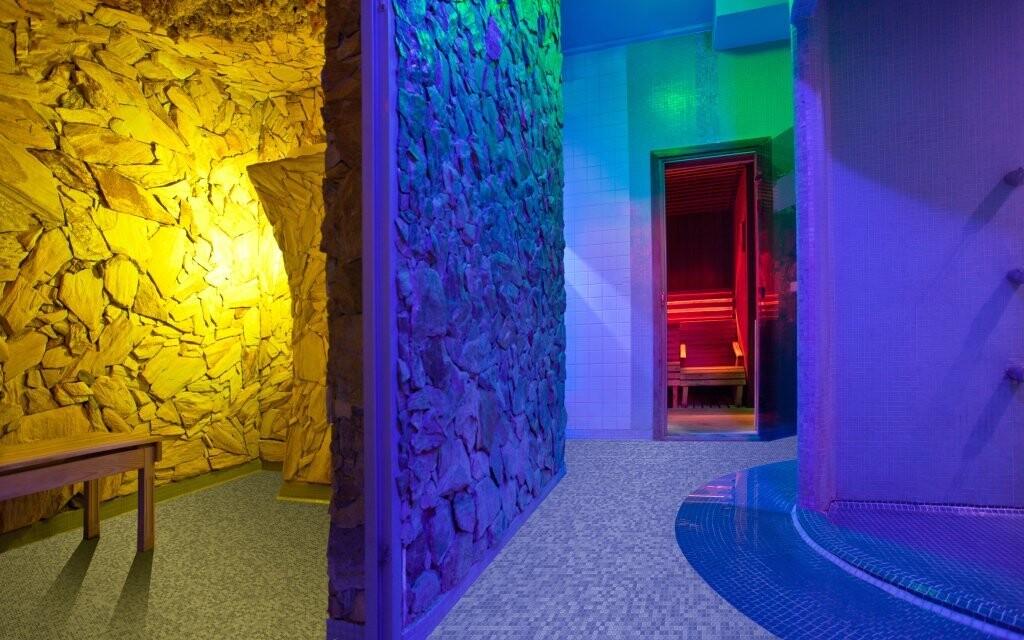 Wellness so soľnou jaskyňou, Hotel Klimek **** SPA
