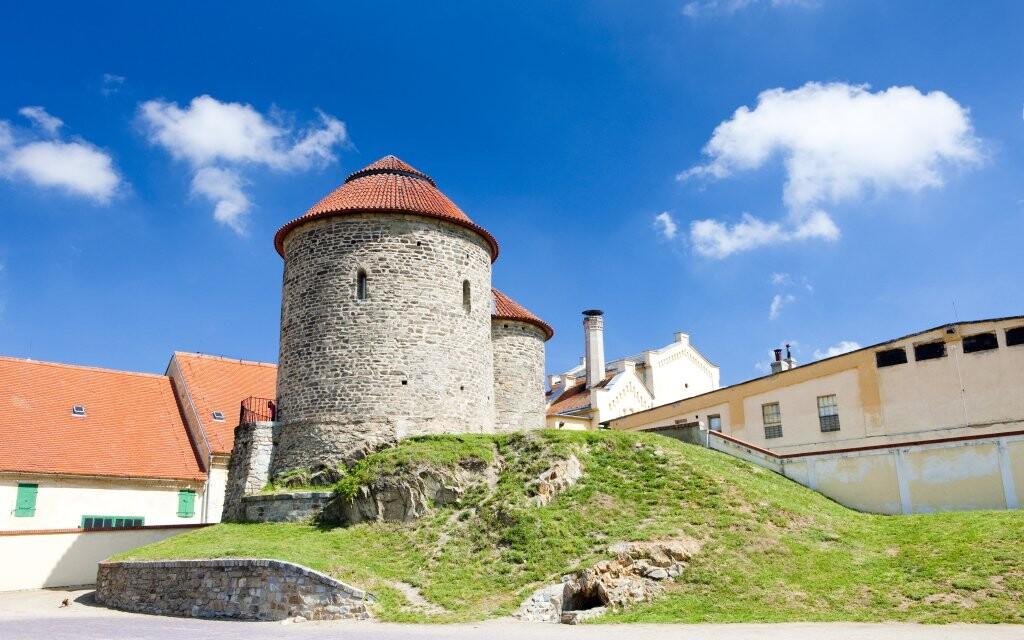 Rotunda sv. Kateřiny, památky Znojmo, jižní Morava
