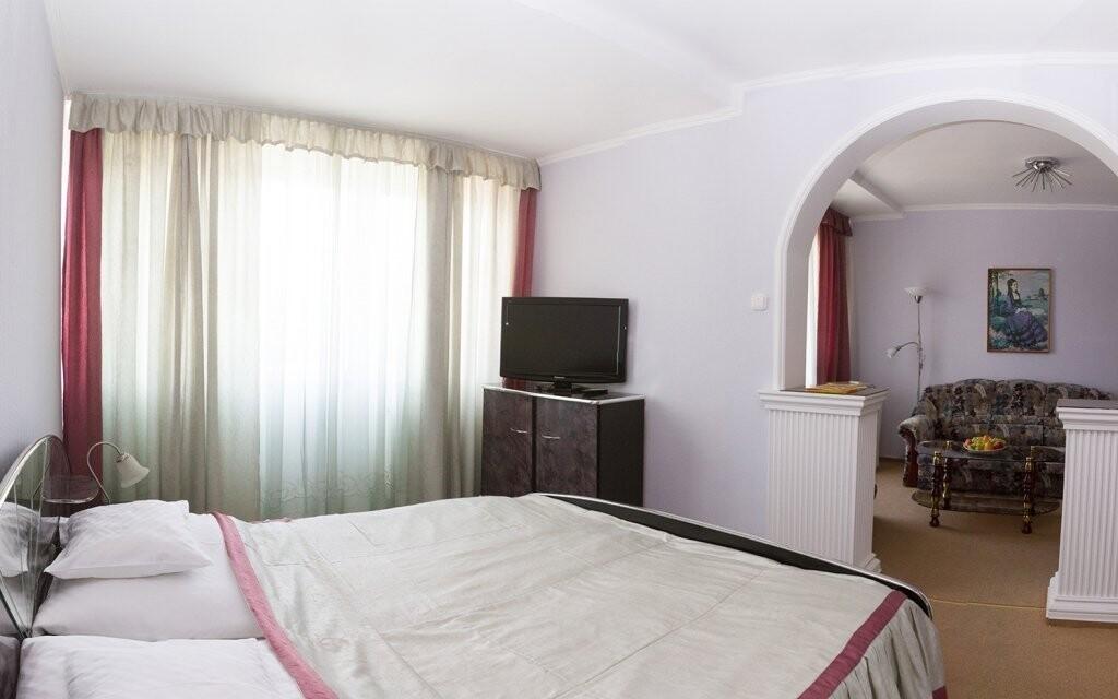 Komfortná izba, Hotel Rudolf, Hajdúszoboszló