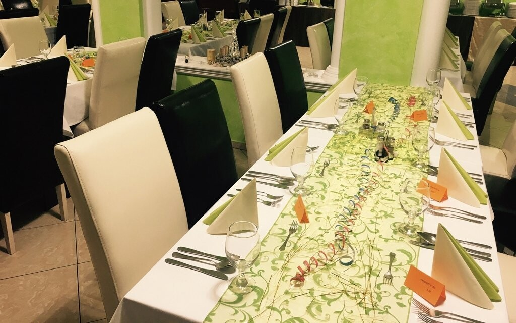 Reštaurácia, polpenzia, Hotel Rudolf, Hajdúszoboszló
