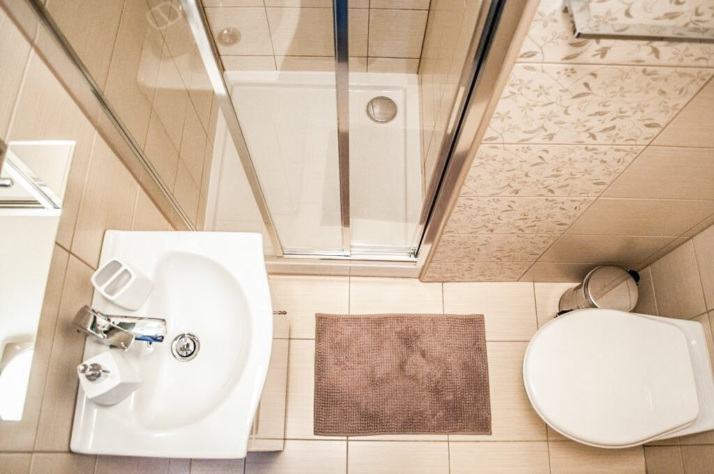 Kúpeľňa, Hotel Rezident, Turčianske Teplice