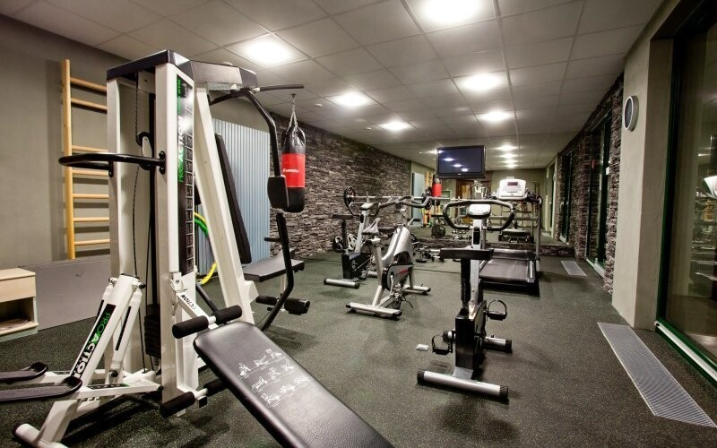 Fitness, Grand Boutique Hotel Sergijo ****