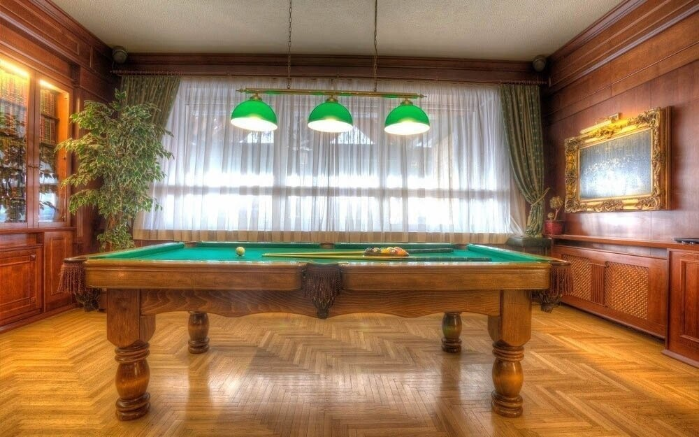 Billiard, Grand Boutique Hotel Sergijo ****