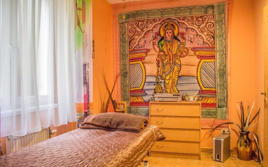 Wellness, masáž, Hotel Nefelejcs Superior, Maďarsko