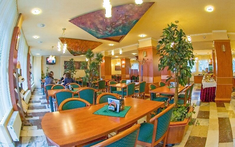 Restaurace Hotelu Jehla ***+, Žďár nad Sázavou