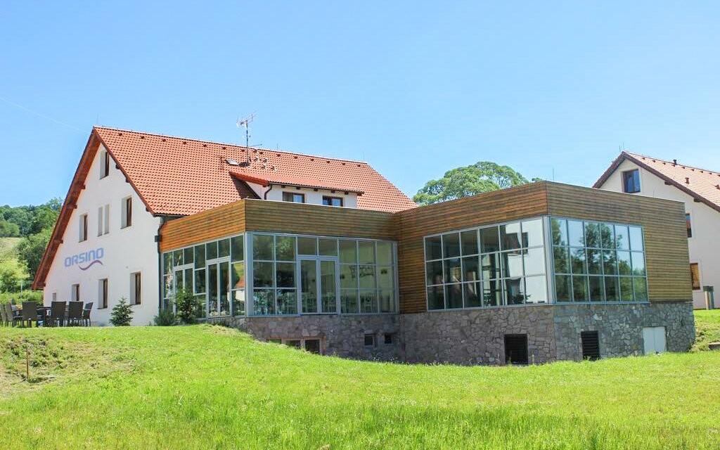Moderní Hotel Orsino *** u přehrady Lipno, Šumava