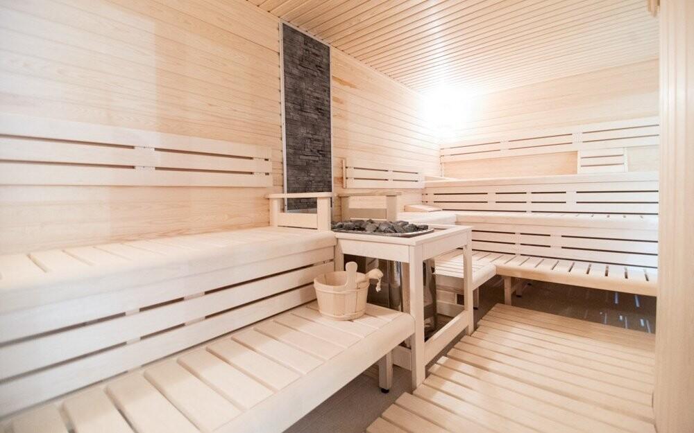 Využiť môžete aj saunu