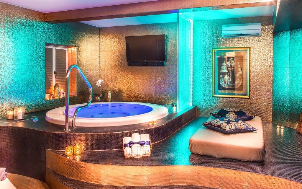 Oddýchnite si v luxusnom wellness s vírivkou a saunou