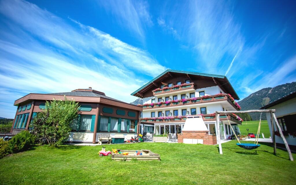 Hotel Berghof Mitterberg *** Rakousko