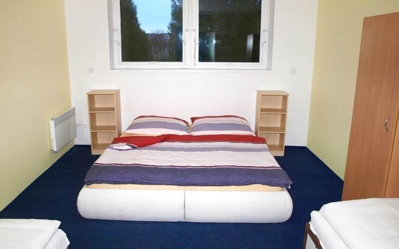 Pohodlné izby, Penzión V Zahraničí, Bořetice