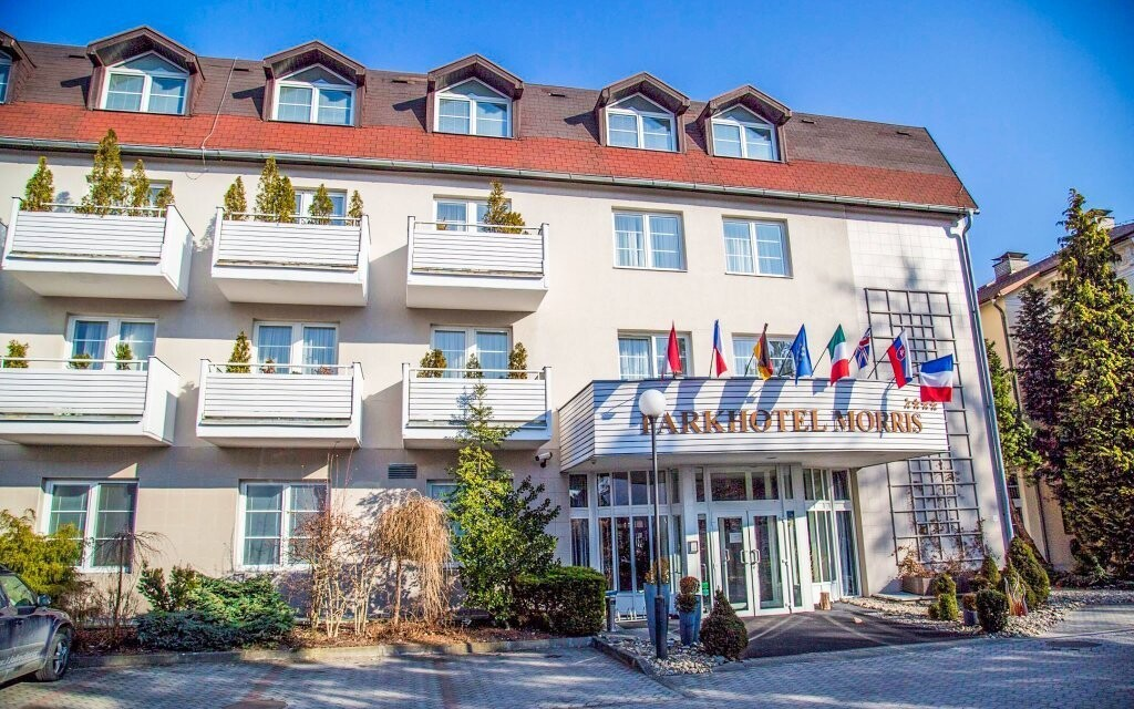 Parkhotel Morris **** bol v roku 2014 hotelom roka