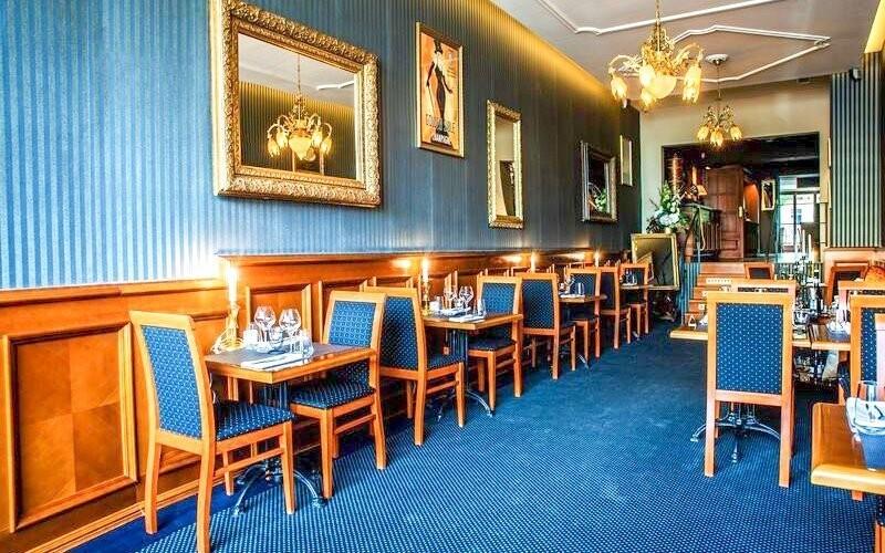 Elegantní restaurace v Hotelu Morris Česká Lípa ****