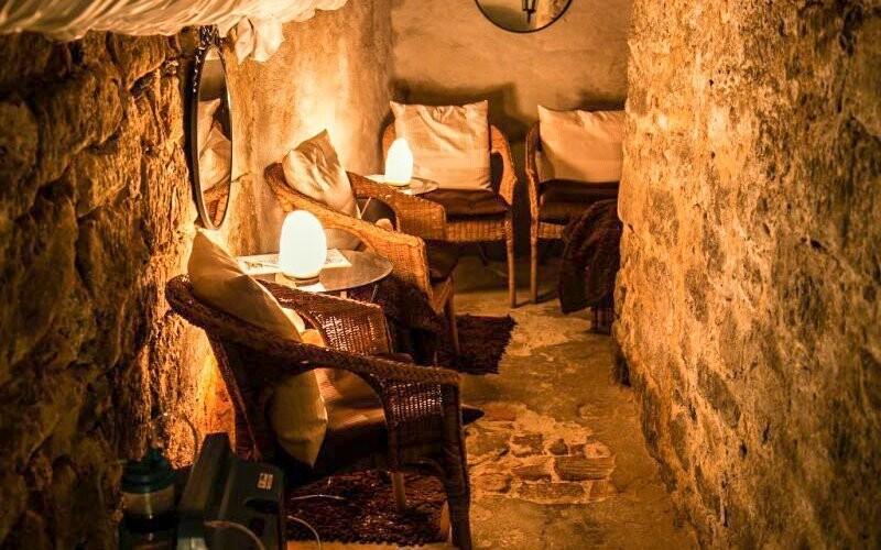 Inhalační jeskyně v Hotel Morris Česká Lípa ****