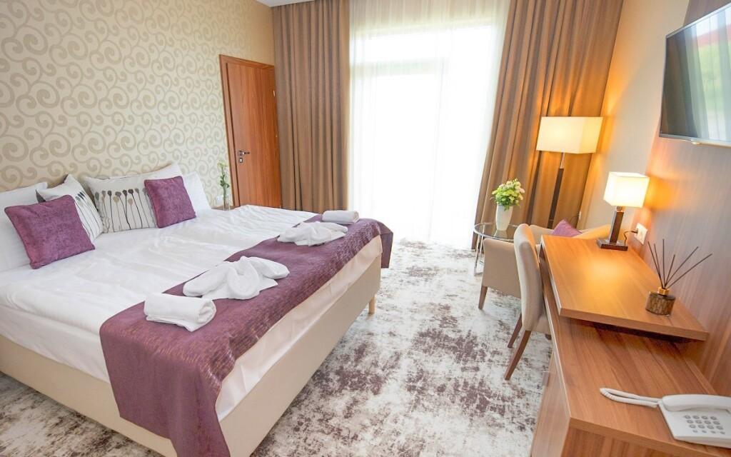 Izba Standard, Outlet Hotel Polgar **** Maďarsko