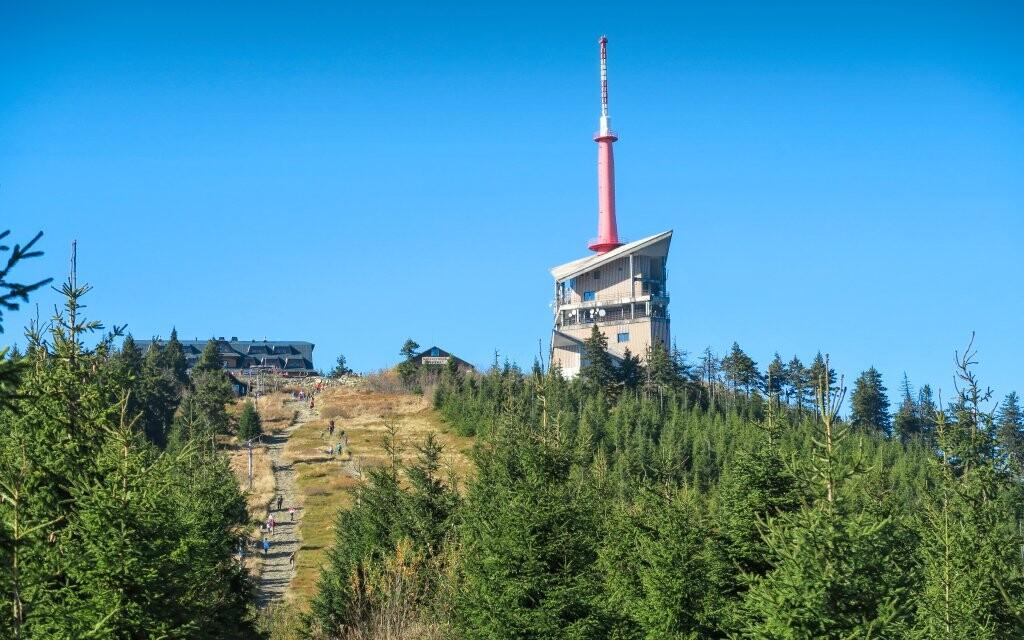 Lysá hora - turistické ciele Beskydy