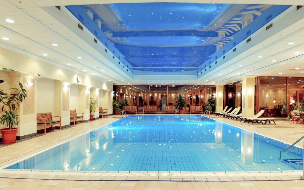 Termální wellness, Danubius Health Spa Resort Margitsziget