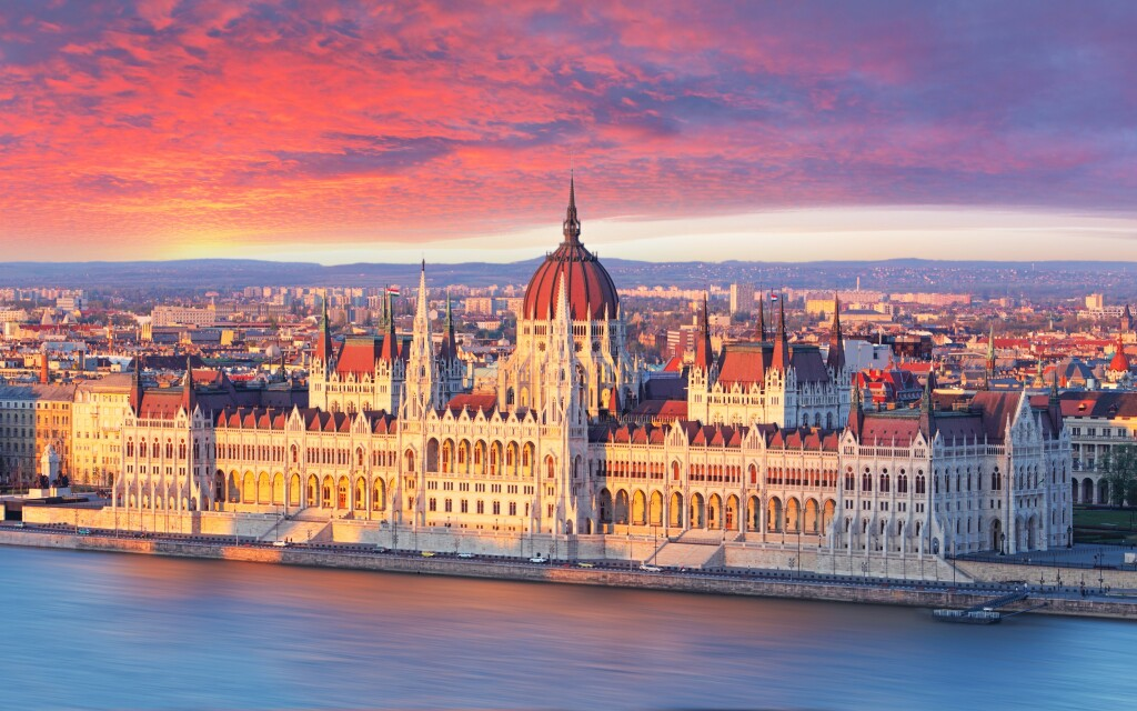 Maďarská metropola, Budapešť, Dunaj