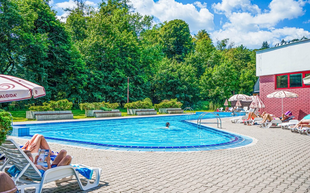 Wellness centrum Hotel Belaria Resort ***, Moravskoslezsko