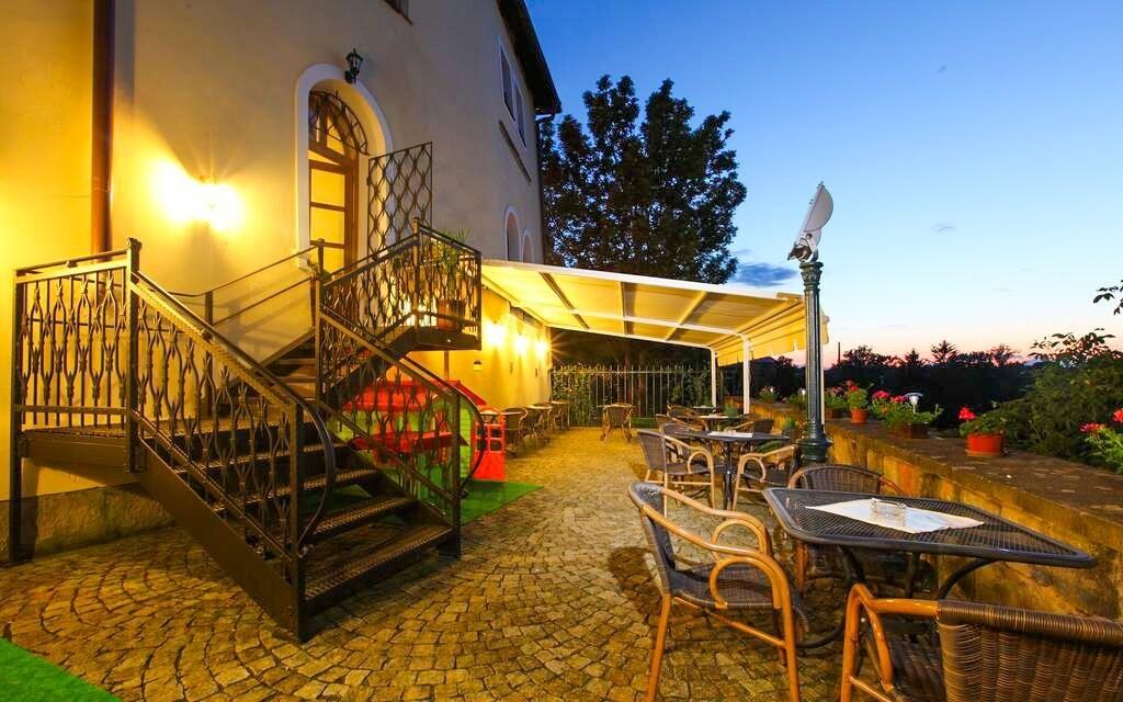 Historický Hotel Fortna **** nájdete v centre Chrudima