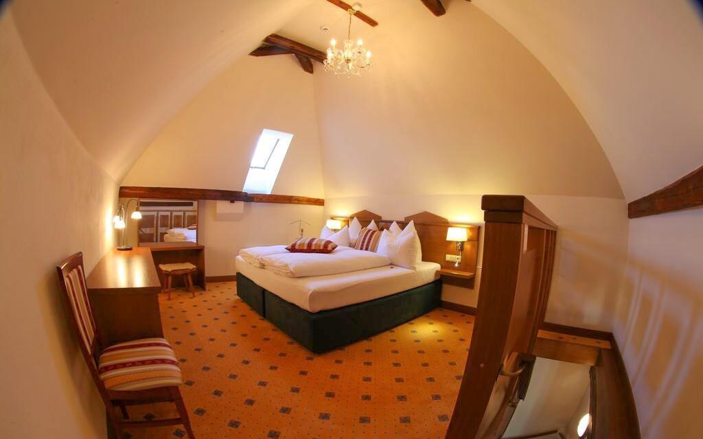 Suite izba vo forme poschodového apartmánu