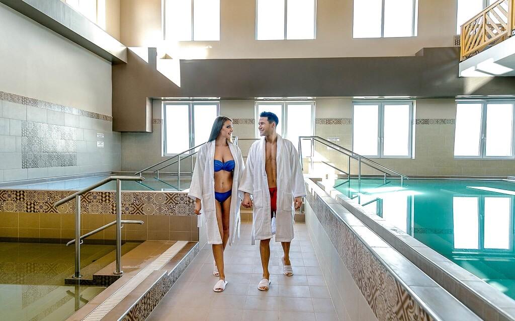 Termální wellness v Barrico Thermal Hotelu
