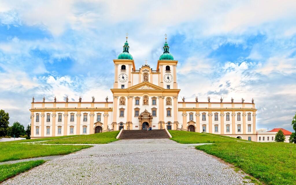 Vydajte sa na Svätý kopeček, Bazilika Minore, Olomouc
