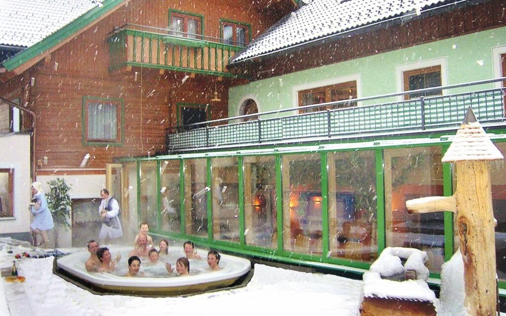 Hotel Gell *** a dovolenka v zimných Alpách