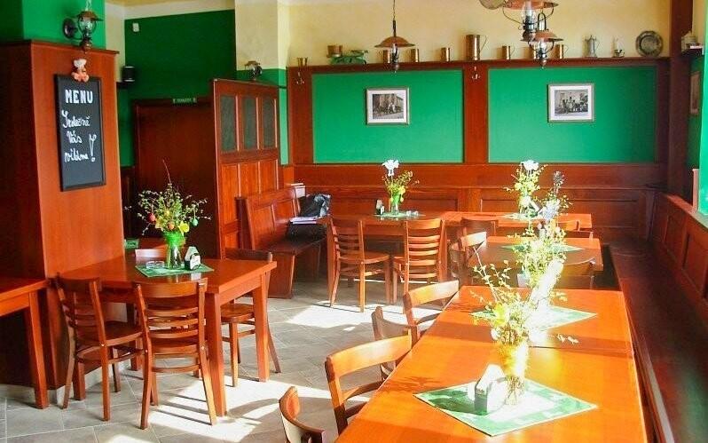 Reštaurácia, Rekreačné stredisko Rybník, CHKO Český les